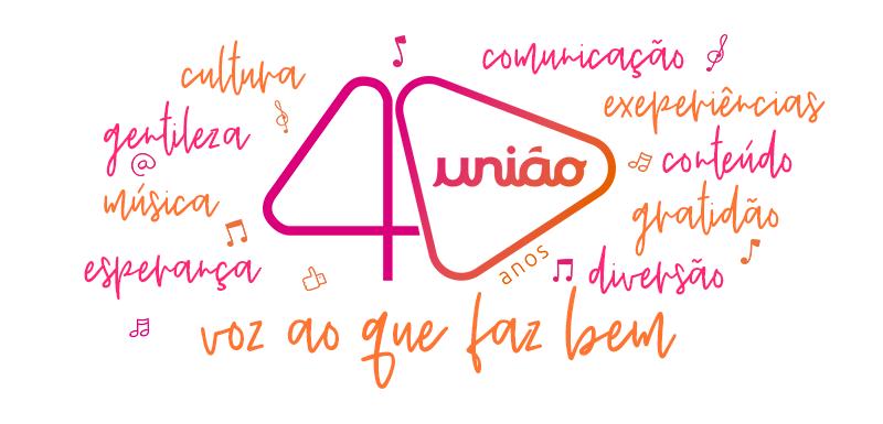 40 anos União FM