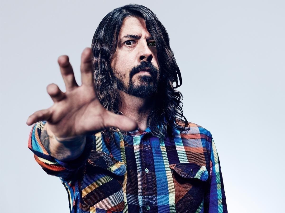 Novo álbum do Foo Fighters está pronto, diz Dave Grohl