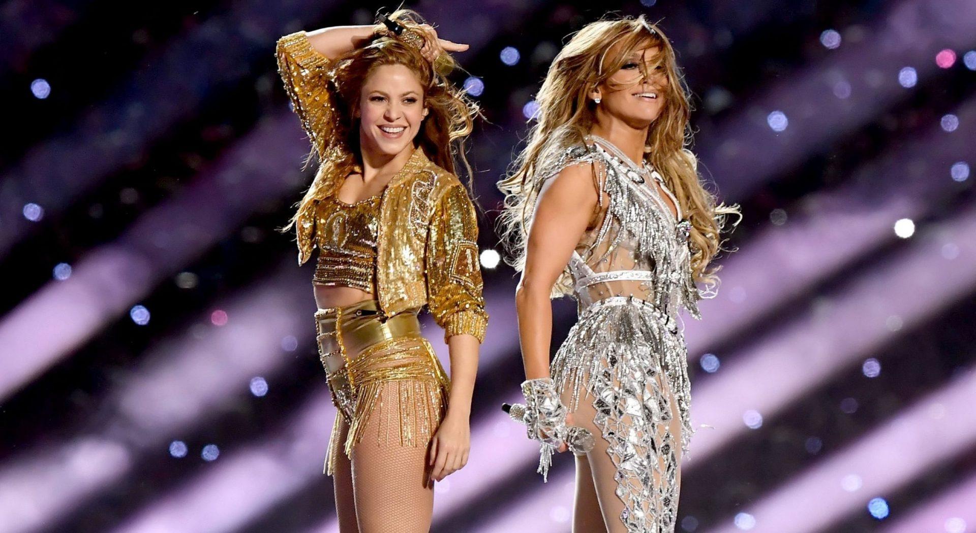 Shakira e Jennifer Lopez levam a força latina para o show do intervalo no SuperBowl
