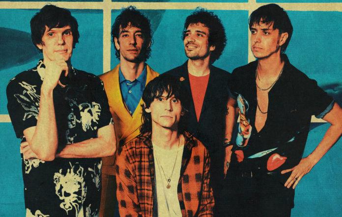 The Strokes apresentam novo single e confirmam álbum para abril