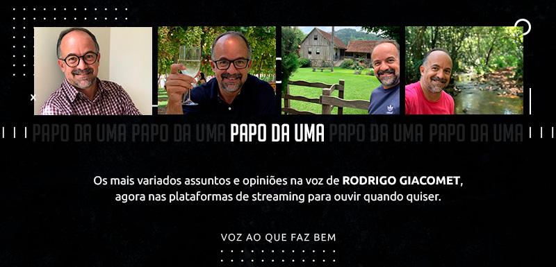 PAPO DA UMA